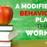 Behavior Plan That Works!