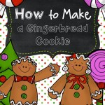 FREEBIE! Gingerbread Functional Text Writing Activity!