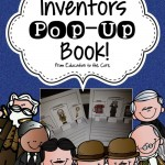 Inventors Writing Activity and FREEBIE!