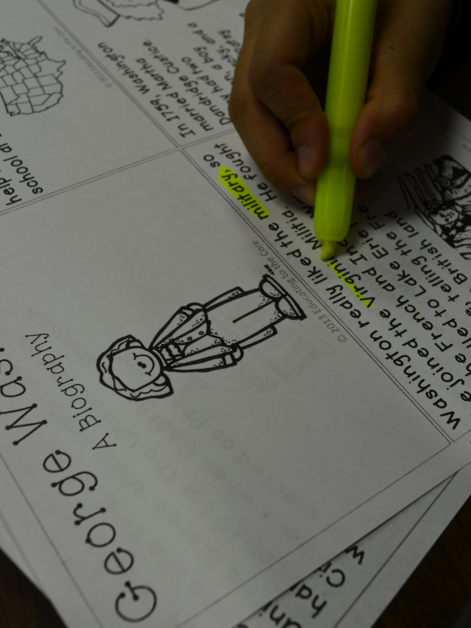 Classroom Management Ideas For First Grade ~ President s day mini books close read and freebie