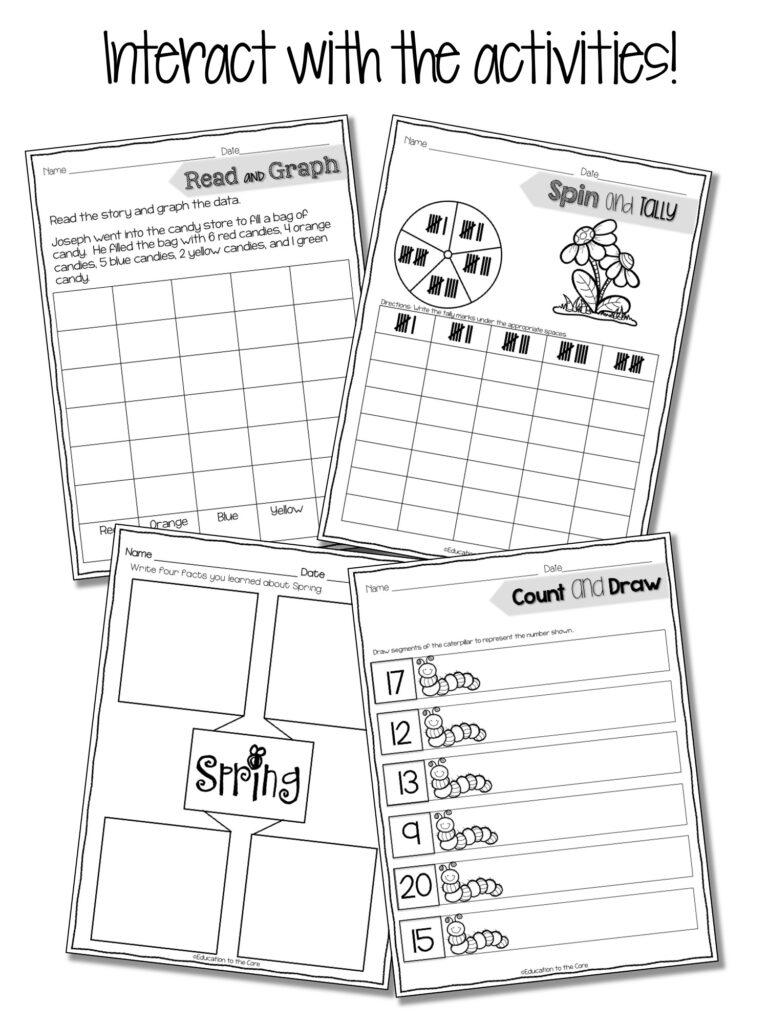 Spring Printables and a FREEBIE