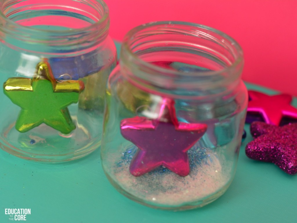 Snow Globe Tutorial for Kids