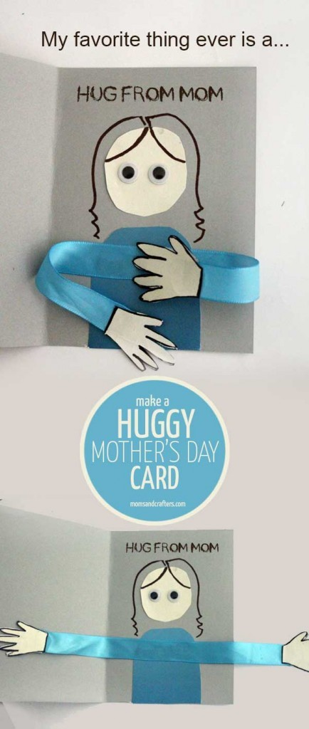 Hug From Mom Card