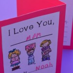 Mother's Day Pop-Up Card and DIY Book Freebie!