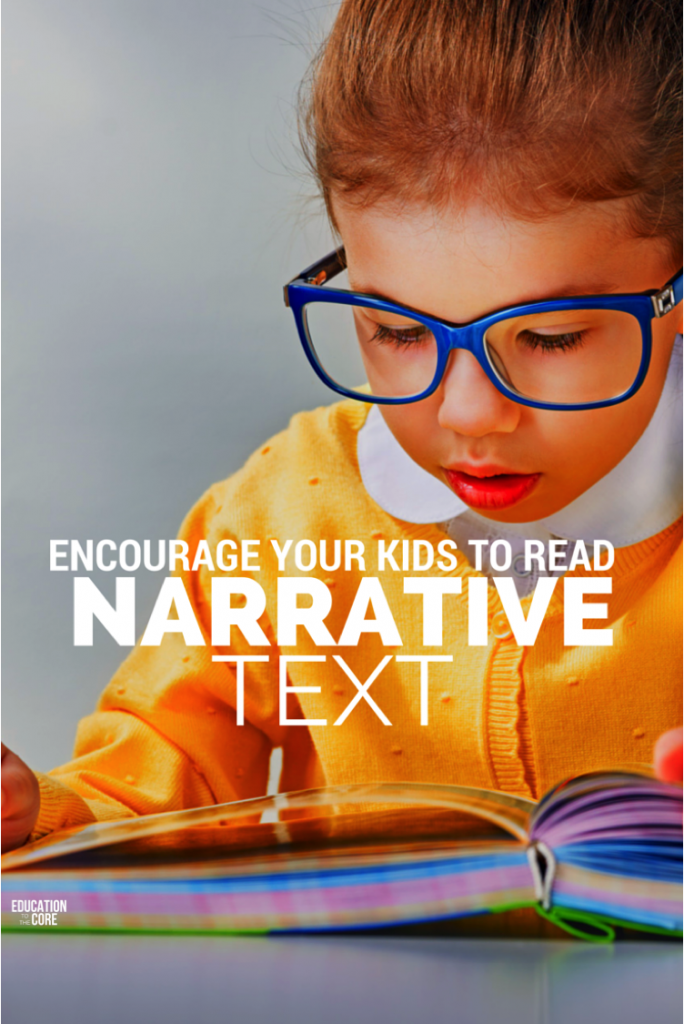 Encourage Your Kids to Read Narrative Text