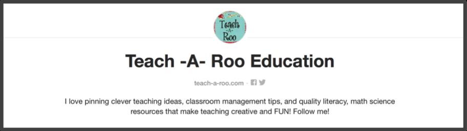First Grade Teachers to Follow on Pinterest | Education to