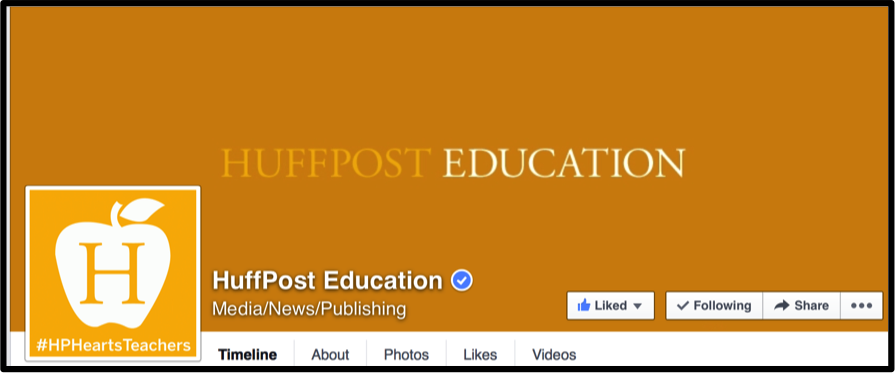 Huff Post Education