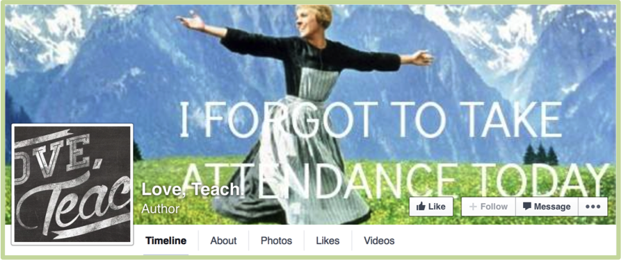 Love Teach Blog