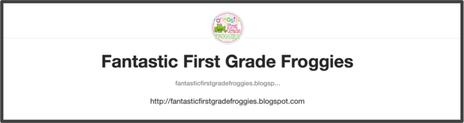 Renee from Fantastic First Grade Friggies