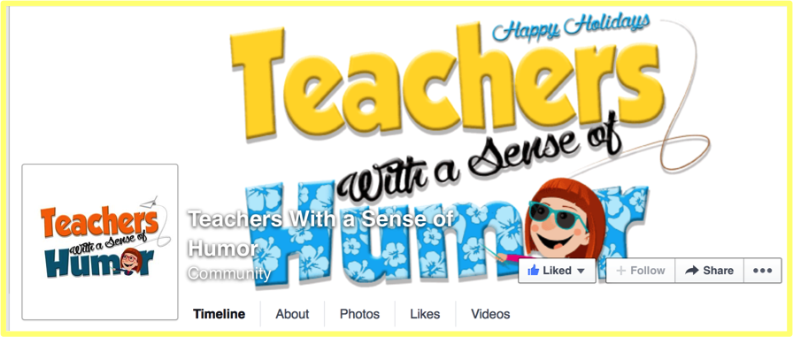 Teachers With A Sense of Humor