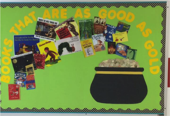 Books That Are As Good As Gold by Liz P.