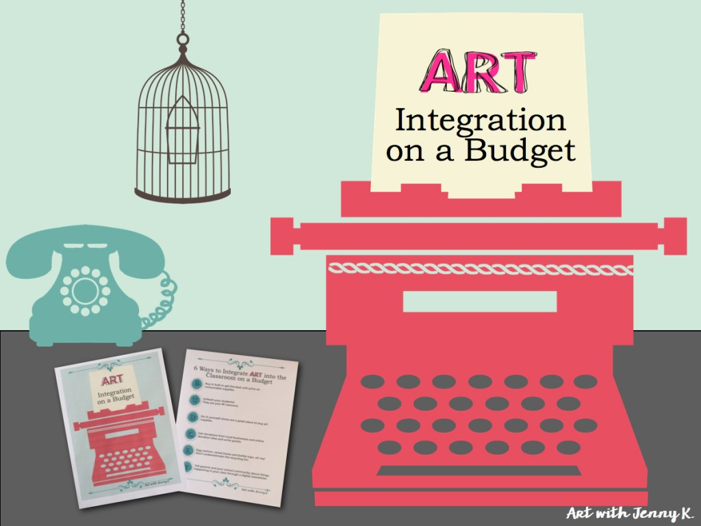 Art Integration on a Budget