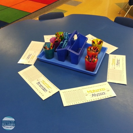 Managing Classroom Supplies in Half-Day Kindergarten