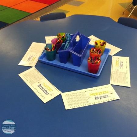 Managing Classroom Supplies in Half-Day Kindergarten