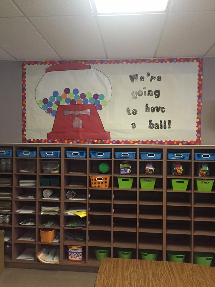 We're Going to Have a Ball Bulletin Board by Kristi L.