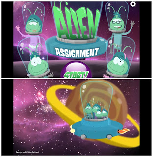 Alien Assignment
