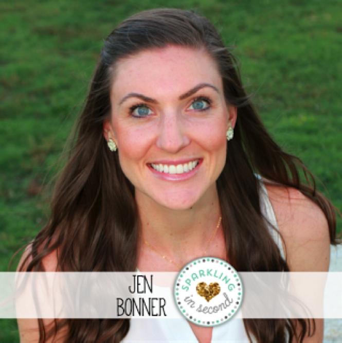 Jen Bonner Sparkling in Second