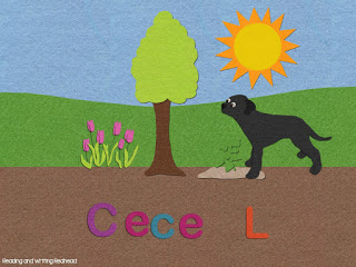 Ms. Mawn's Picture for Cece