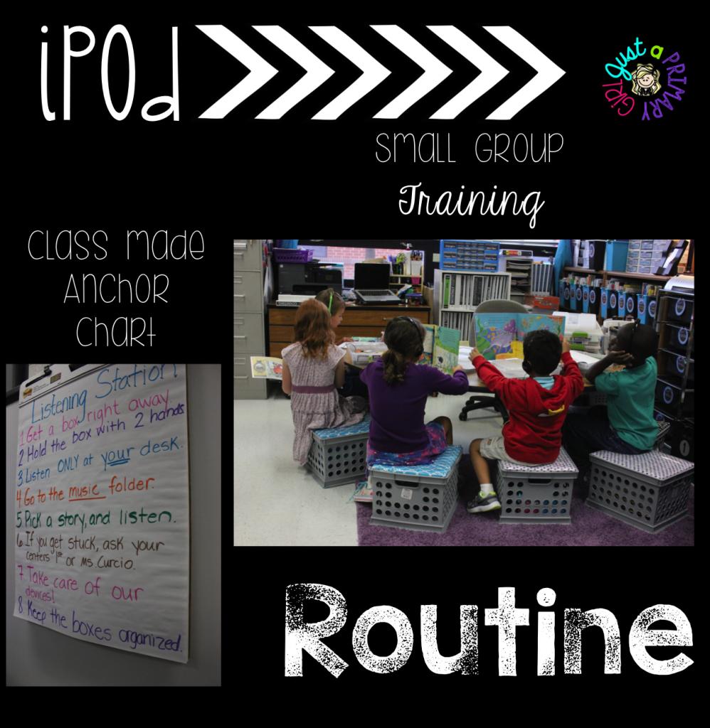 iPod Routine