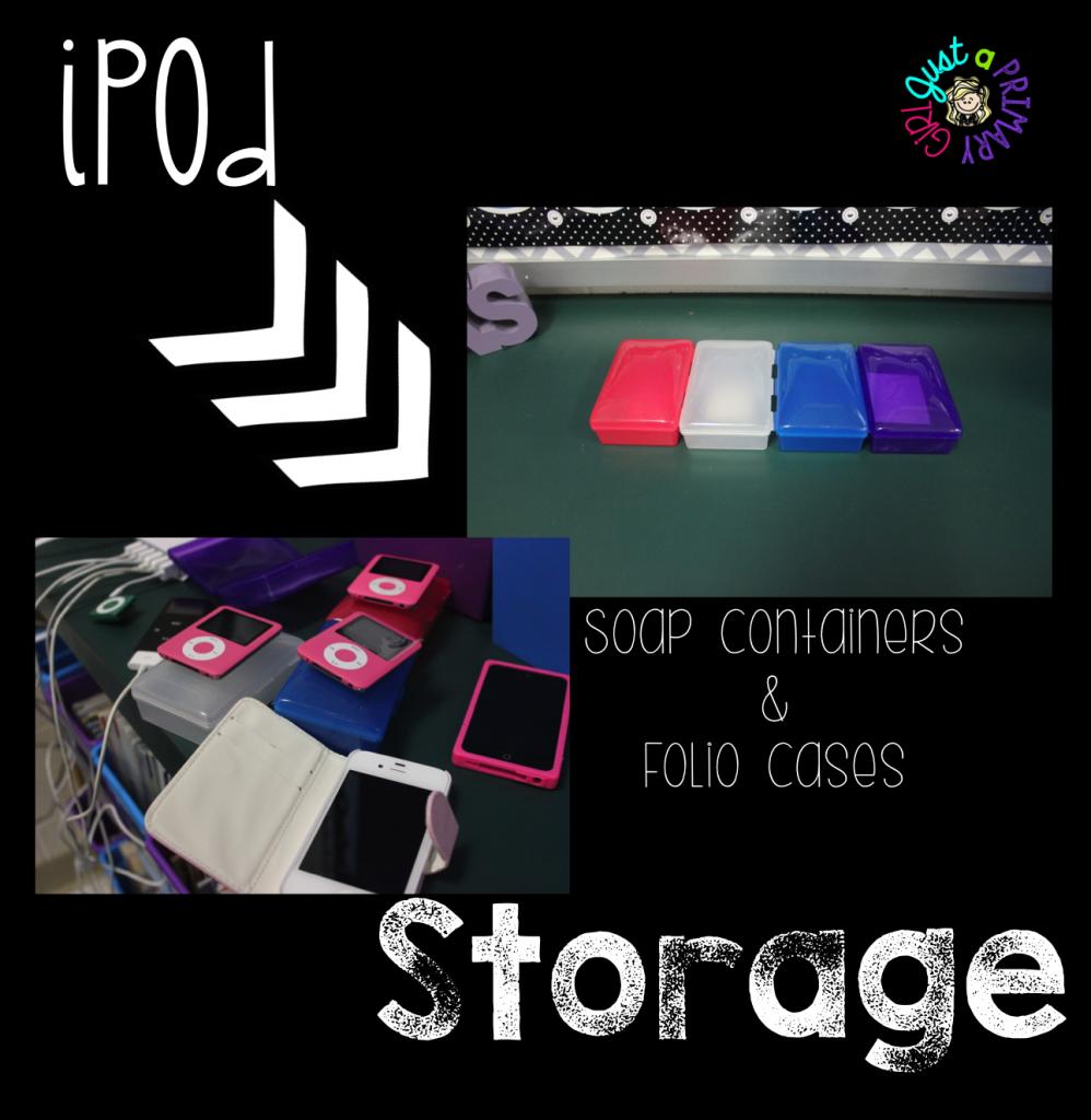 Ipod Storage