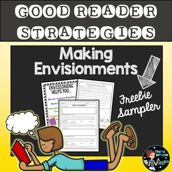 Good Reading Strategies Freebie