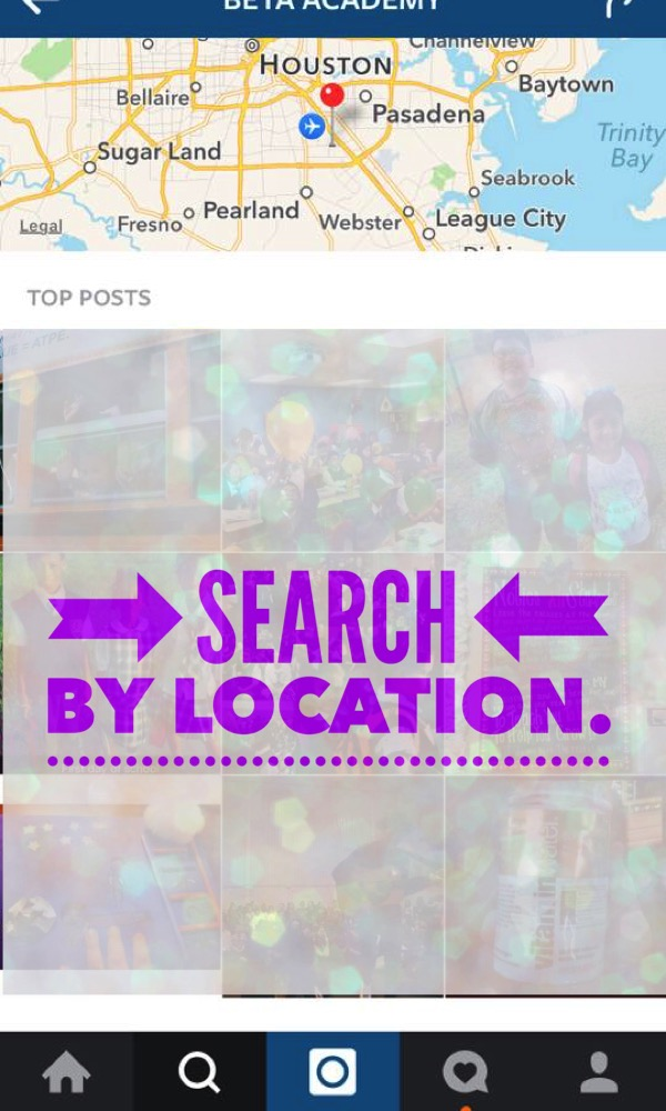 Search by location.