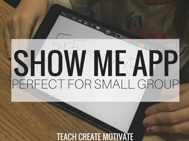 Having Fun Without 1-1. Guest post by Ashley from Teach Create Motivate
