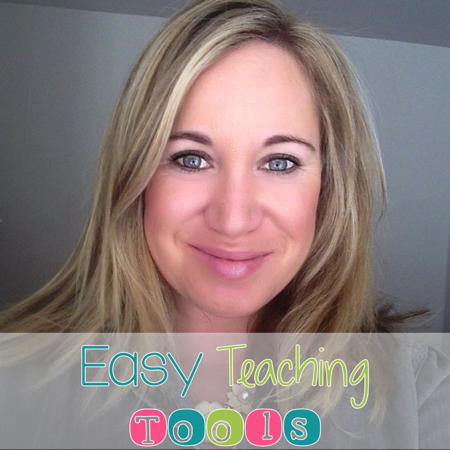 Kristen Kalani from Easy Teaching Tools