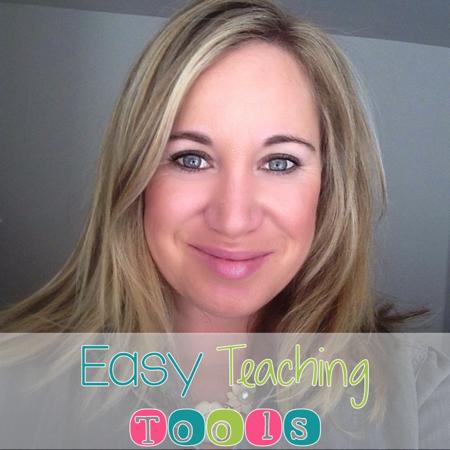 Kristen Kalani from Easy Teaching Tools