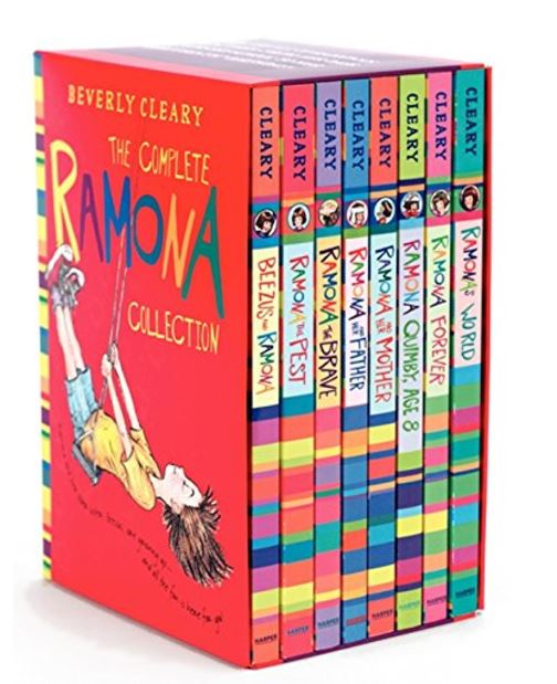 Ramona and Beezus Series by Beverly Cleary : Best Chapter Books for First Graders