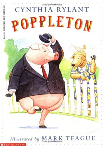 Poppleton Series by Cynthia Rylant : Best Chapter Books for First Graders