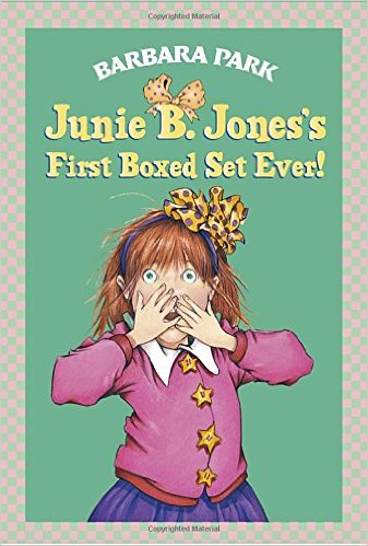 Junie B. Jones Series by Barbara Park : Best Chapter Books for First Graders
