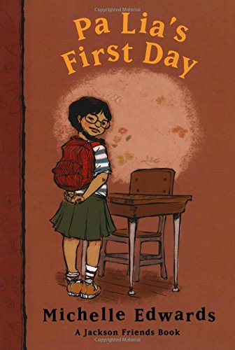 Pia Lia's First Day : Best Chapter Books for First Graders