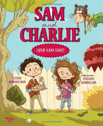 Sam and Charlie by Leslie Kimmelman : Best Chapter Books for First Graders
