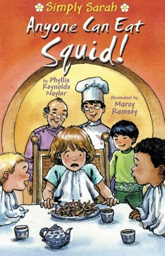 Simply Sarah Series by Phyllis Reynolds : Best Chapter Books for First Graders