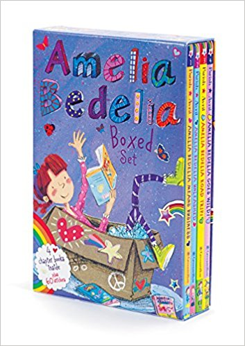 Amelia Bedelia Series by Herman Parish : Best Chapter Books for First Graders