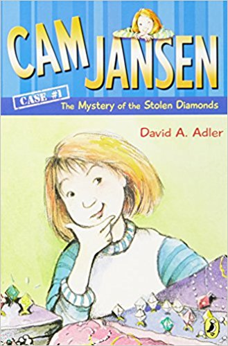 The Cam Jansen Series by David A. Adler : Best Chapter Books for First Graders