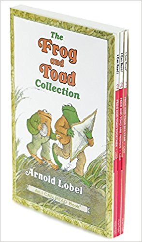 The Frog and Toad Series by Arnold Lobel : Best Chapter Books for First Graders