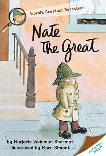 Nate the Great Series by Marjorie Weinman Sharmat : Best Chapter Books for First Graders