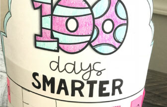 100 Days Smarter Crown