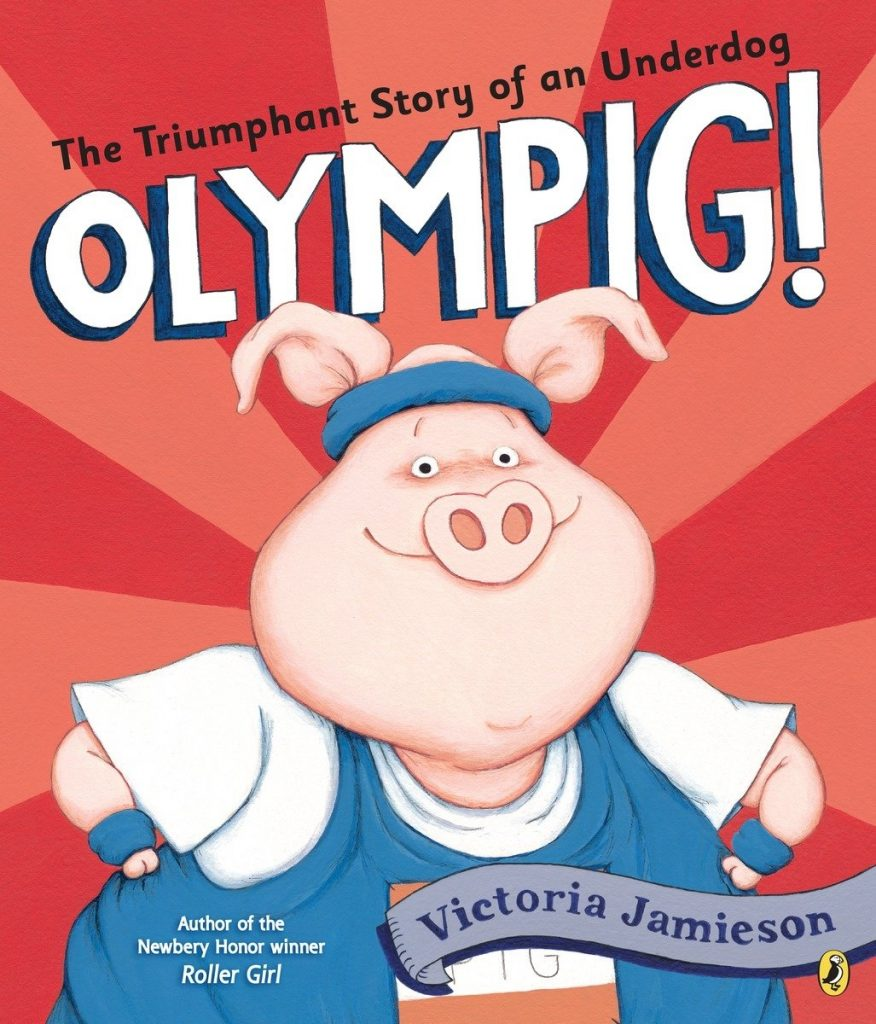 Olympig by Victoria Jamieson