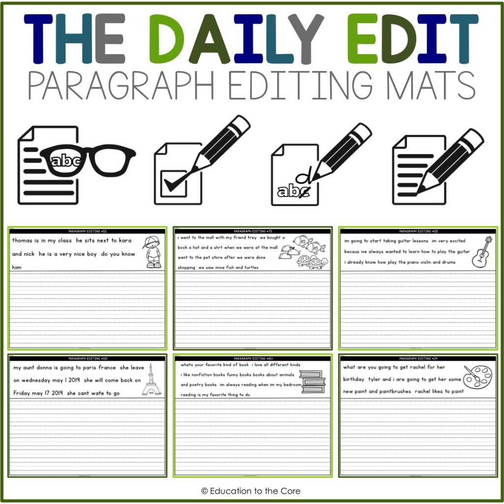 The Daily Edit Freebie