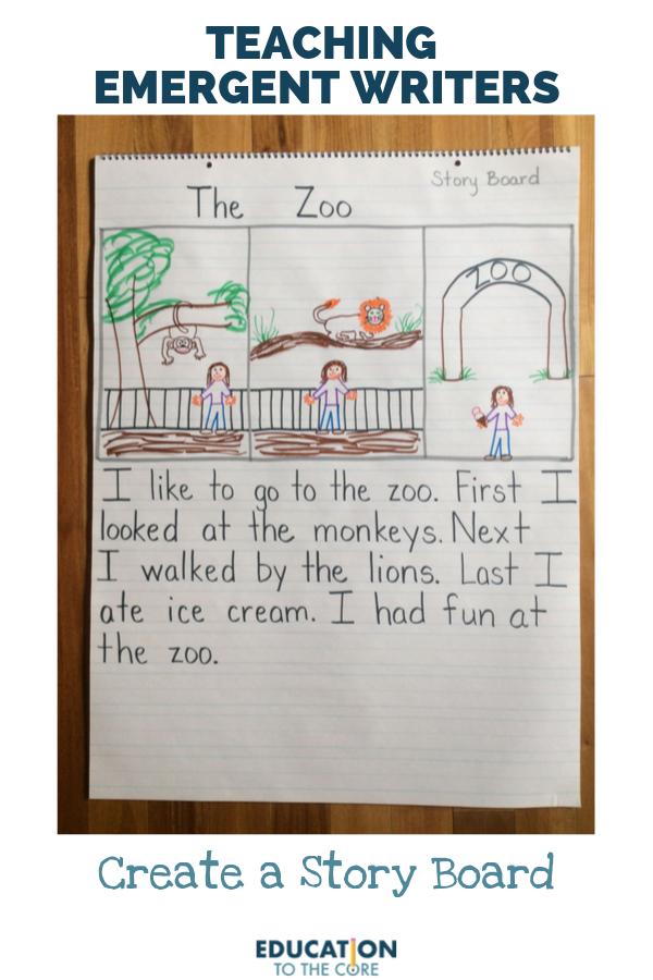 Create a Story Board