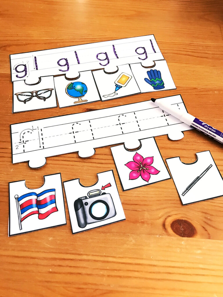 Sight Words - Phonics Activities for Students