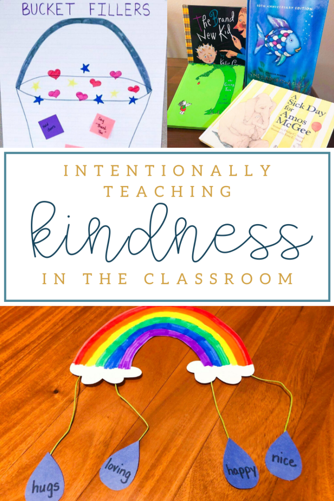 Intentionally Teaching Kindness In The Classroom Education To The Core