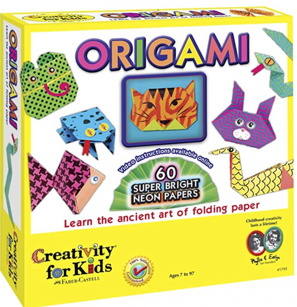 origami for beginners boxed kit
