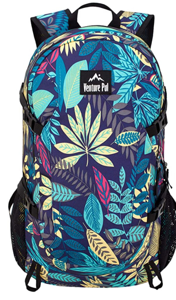 "I'm planning on getting out on those hiking trails this summer and unwinding in nature.  This backpack has room for snacks, drinks, sunscreen, and anything else you want to bring.  Also has a ""wet pocket"" to keep your important items safe and dry."