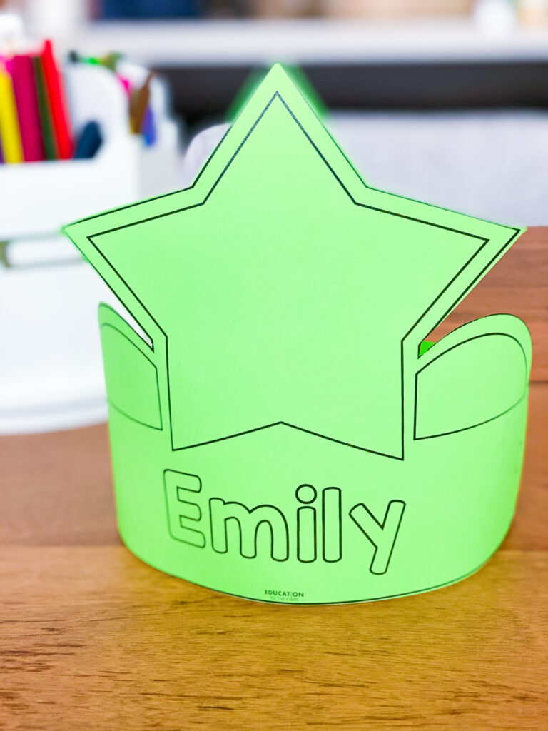 name crown to wear