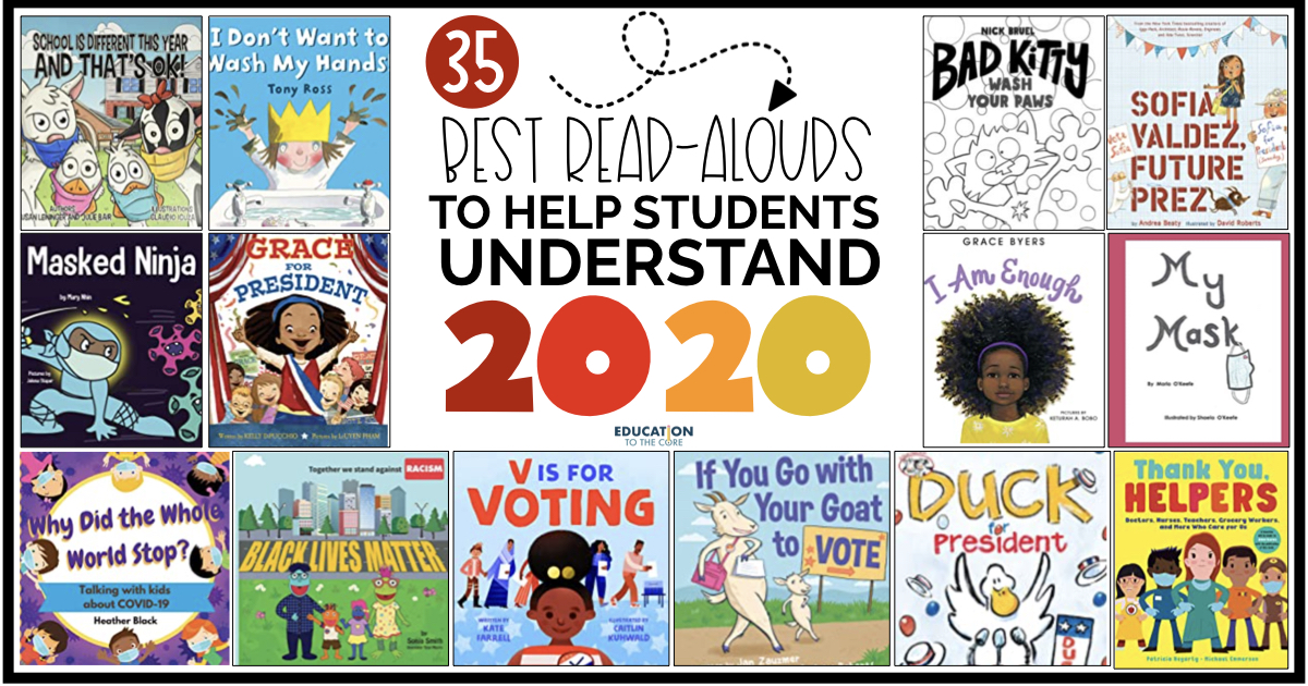 35 Best Read-Alouds to Help Students Understand 2020
