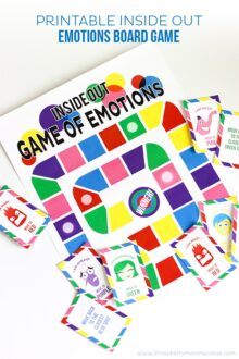a game to help students identify and work with emotions
